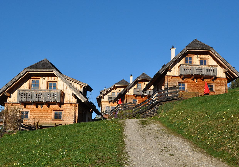 hütten, berge, urlaub, romantik, übernachtung, hotel, gasthof, vorderstoder