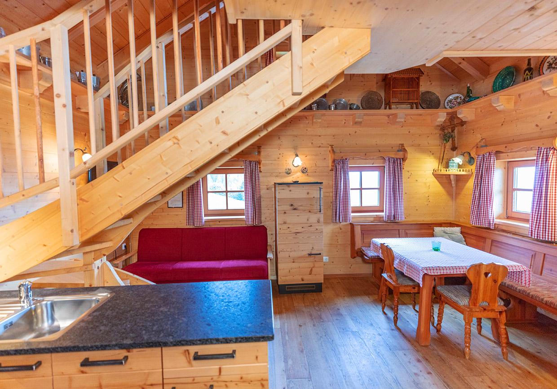 panoramahütte, winterzauber, hüttenzauber, stube, kamin, gemütlich
