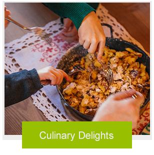 culinary delights, eat, dinner, lunch, breakfast, austria, vorderstoder, holiday, huts, snow
