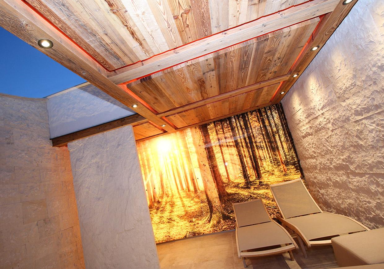 baumschlagerberg, wellness, grotte, sauna, freiluft, frische luft, abkühlung, relaxen, chillen, entspannung, luxus