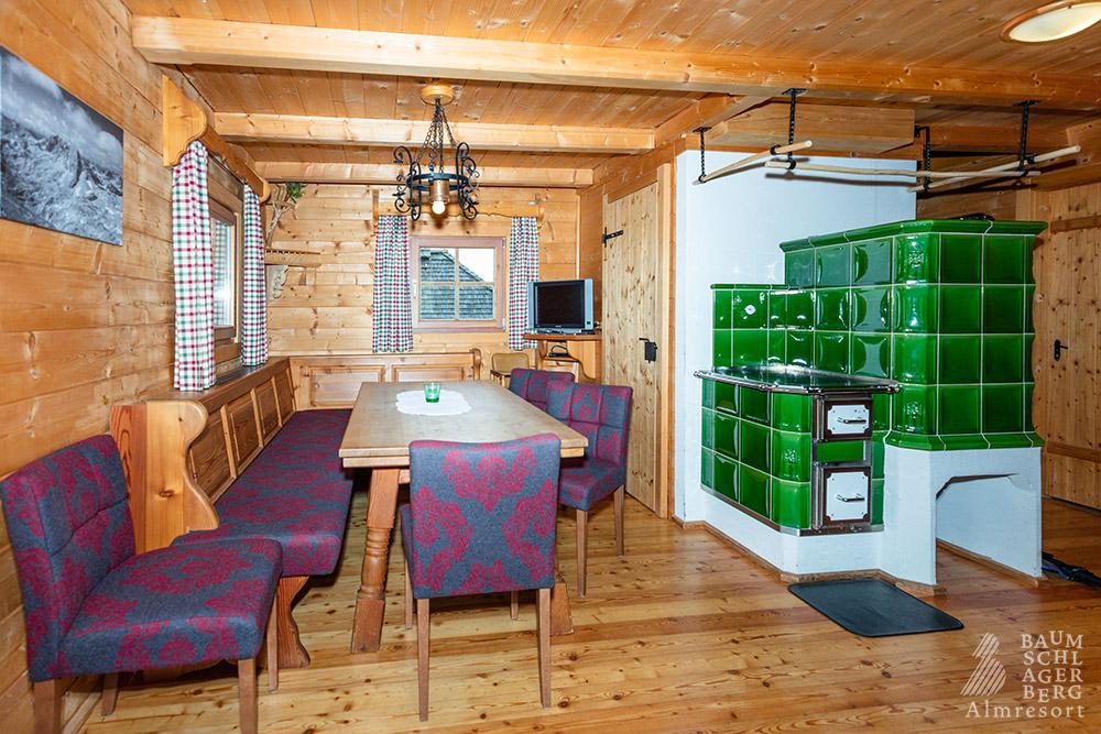 Almresort Huts Baumschlagerberg